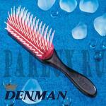 Девятирядная щетка расческа Denman D41
