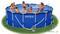 Каркасный бассейн 457х107 см. INTEX 56949