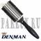 Керамический брашенг с натуральной щетиной Denman DCR4