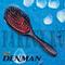 Расческа щетка с нейлоновыми щетинками Denman D81M