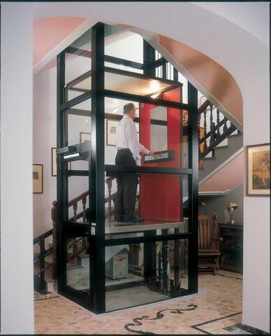 Лифт в коттедж своими руками