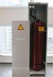 Батареи для автоматических установок газового пожаротушения