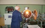 Печь индукционная  вакуумная УИНВ-30