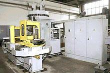 Горизонтальный обрабатывающий центр модели ИР500ПМФ4 с УЧПУ NC-100