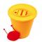 Емкость-контейнер 3л для утилизации игл