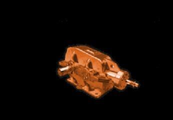 Коническо-цилиндрический редуктор КЦ1 250