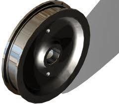 Заготовки крановых колес К2Р 400