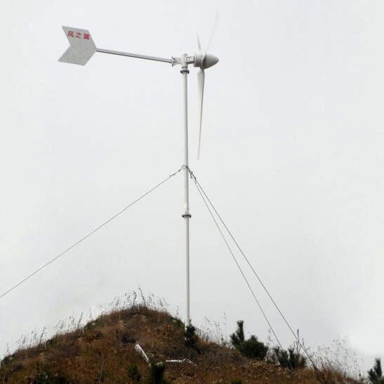 Ветрогенератор 3 квт. своими руками
