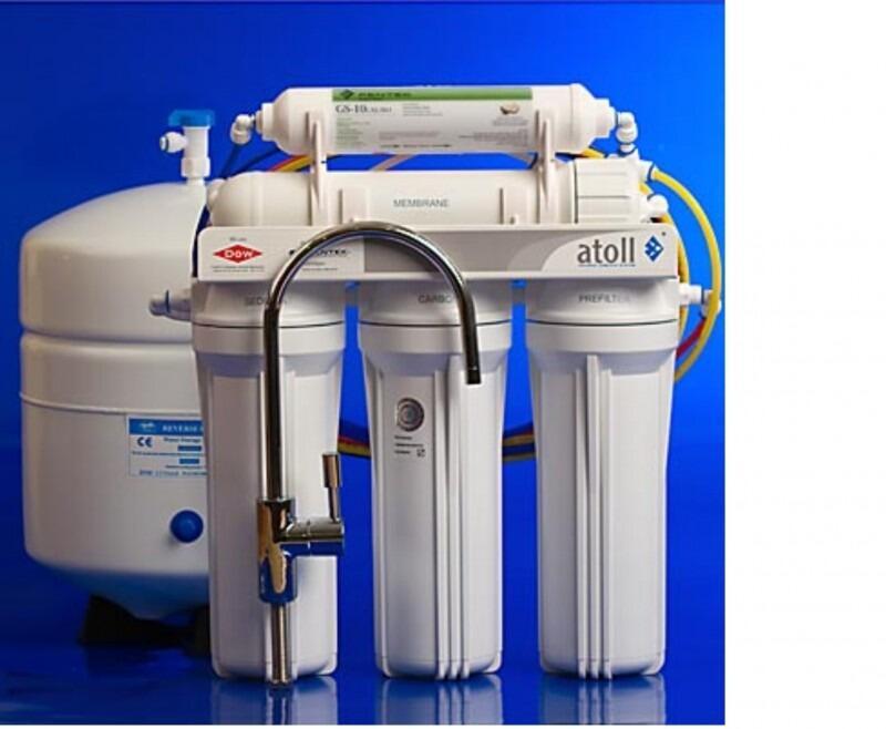 Система обратноосмотическая  с минералезатором Aoll A-560Em