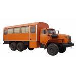 Автобус вахтовый Урал 3255-0010-41