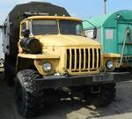 Бензовоз Урал-43203