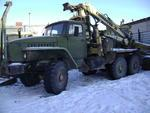 Автомобиль Урал 4320