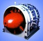 Вентилятор осевой двухступенчатый реверсивный ВОД-21М.