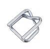 Пряжка для пп и  РЕТ лент, 19 мм, стальная