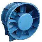 Осевые вентиляторы дымоудаления  ВО-21-210А-10ДУ-6/600