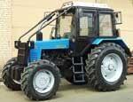 Трактор лесохозяйственный Л-82.2