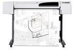 Плоттер HP Designjet 510ps Printer