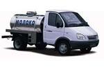 Автоцистерна для перевозки пищевых жидкостей на базе ГАЗ-3302