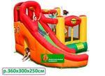 Игровой центр - батут Веселое детство