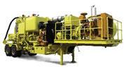 Цементировочный агрегат