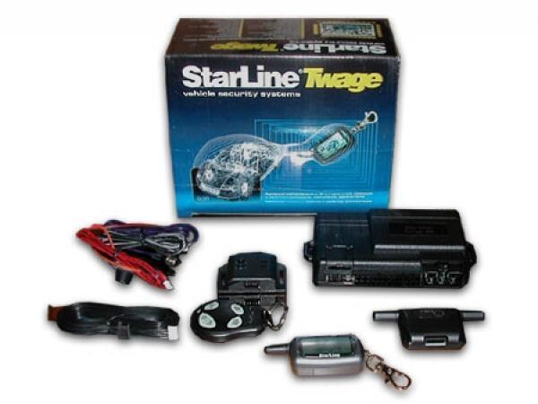 Автосигнализация StarLine Twage A9