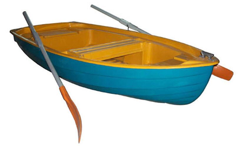 Основные элементы лодки