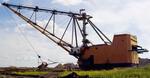 Шагающий экскаватор ЭШ-20/90