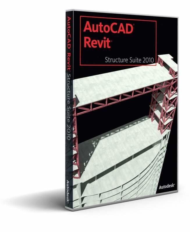Программа AutoCAD Revit Structure Suite