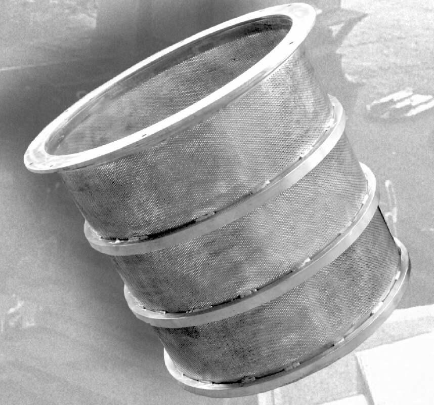 Ситовые барабаны