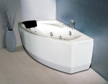 Акриловая гидромассажная ванна APPOLLO АТ-9033R