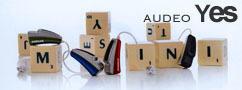 Аппараты слуховые электронные Аudeo