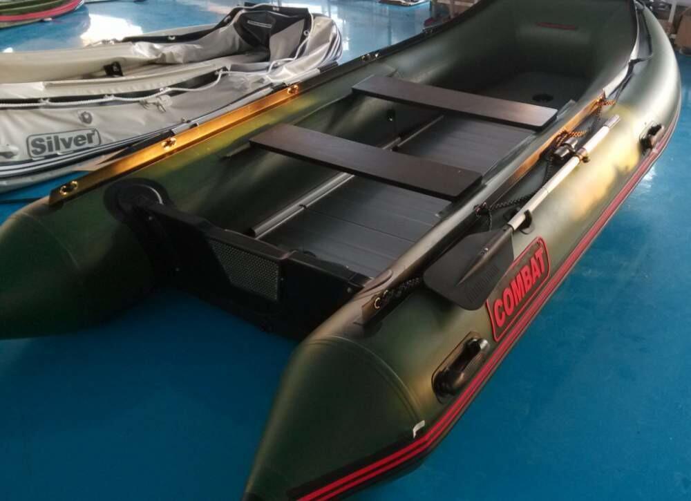 Купить лодку пвх корсар комбат 360