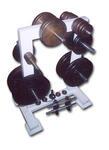 Стойка для дисков типа рамка на 10 мест СК-019