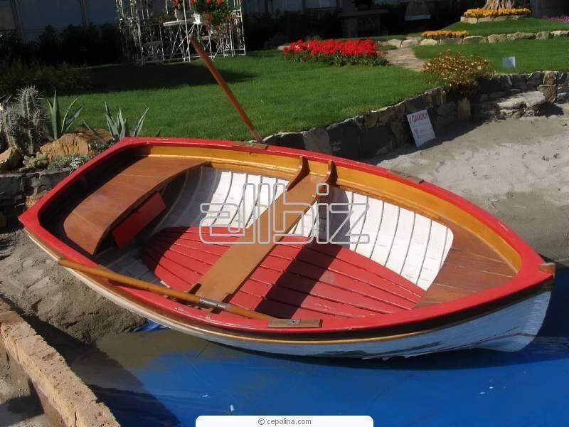 гребные лодки российского производства