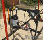 Шинные пилорамы бензиновые и электрические ПШ–430р, ПБ-5, ПБ-12