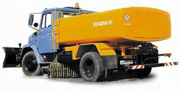 Машина комбинированная КО-829А