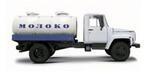 Автоцистерны для перевозки пищевых жидкостей на базе 3308/3309