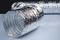 Воздуховоды алюминиевые гофрированные