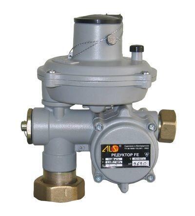 регуляторы давления газа ard 25