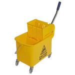 Ведро на колесах для уборки BAIYUN CLEANING AF08068