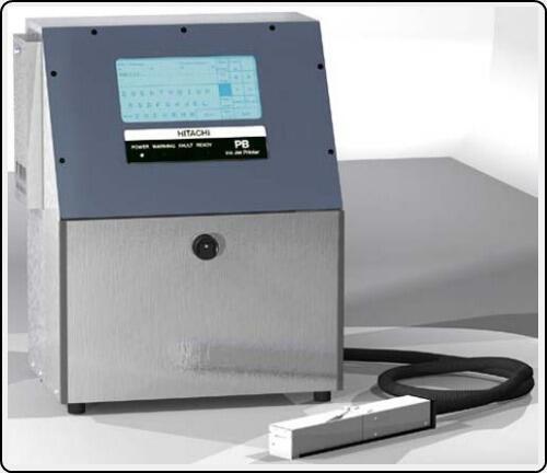 Принтер нанесения даты Hitachi серии Р B