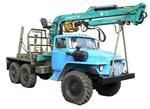Запчасти на грузовой автомобиль Урал-4320 Лесовоз с прицепом