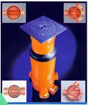 Канализационные колодцы DN 400 фирмы Alphacan Omniplast
