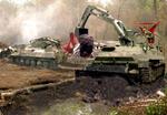Лесопожарный трактор МТ-ЛБ-ЛПТ