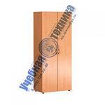 Шкаф широкий закрытый для документов (2 двери)