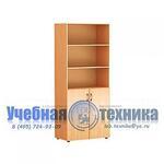 Шкаф широкий полуоткрытый для документов