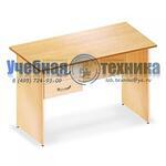 Стол для преподавателя с подвесной тумбой (2 ящика)