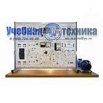 Типовой комплект учебного оборудования «Электрические машины с универсальной машиной переменного тока», исполнение настольное ручное, ЭМ2-НР