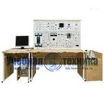 Типовой комплект учебного оборудования «Электрические машины», исполнение стендовое компьютерное, ЭМ-СК