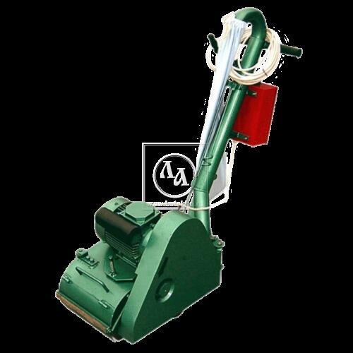 Аренда, прокат шлифовальной машины для паркета и половой доски (барабан 200 мм) МИСОМ СО-206 (Беларусь)